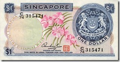 Singapore-1-Dollar-1967