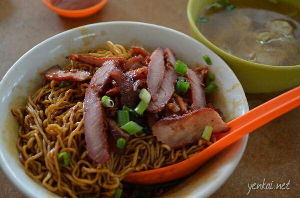 A love affair with Wonton noodles