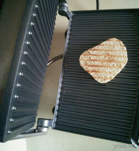 Taobao product recommendation – Panini grill
