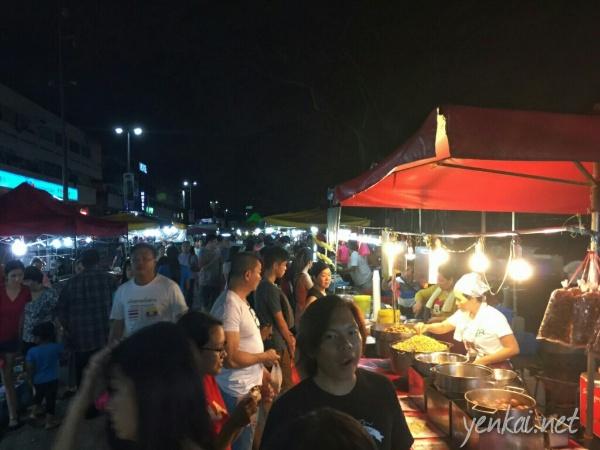 Pasar Malam of SS2