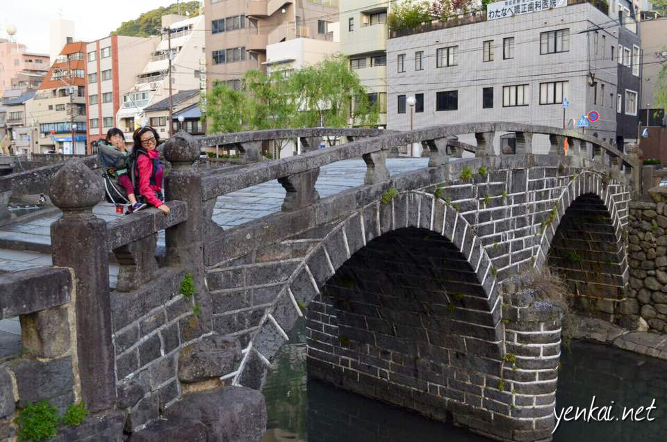 Meganebashi (spectacles bridge)