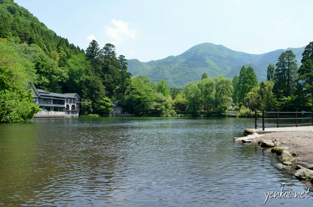 Japan destinations – Yufuin, Kurokawa Onsen and earthquake