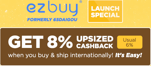 Shopback ❤ ezbuy