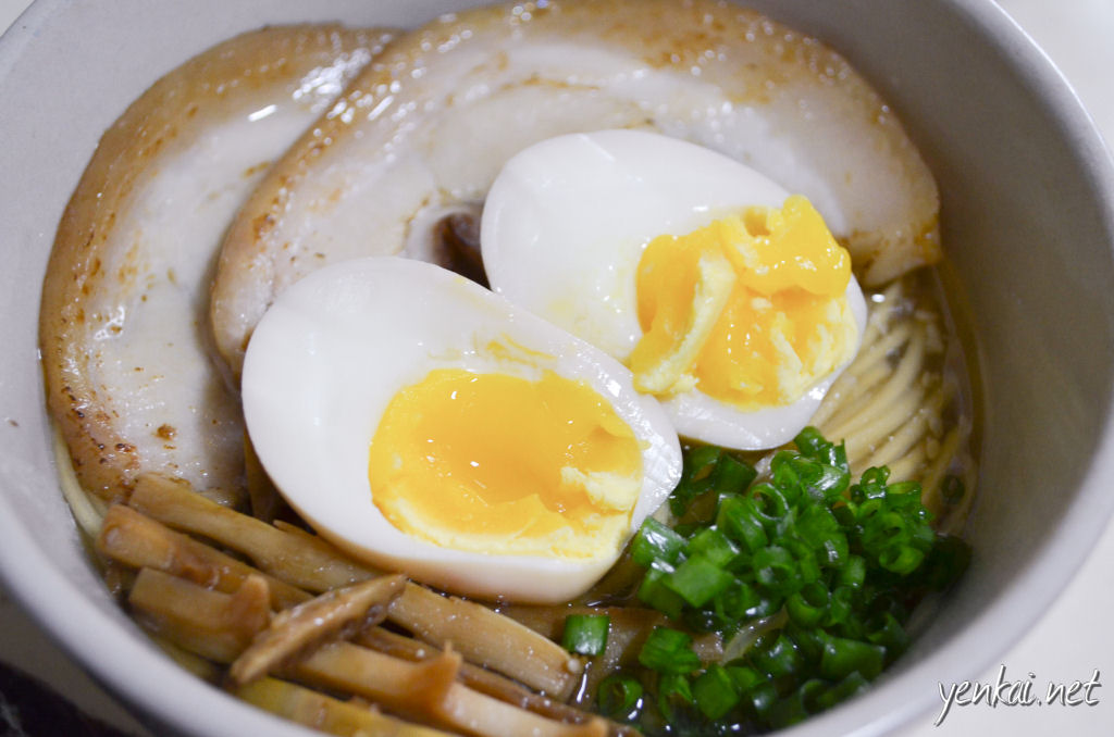 Breakfast chronicles – Tonkotsu Ramen