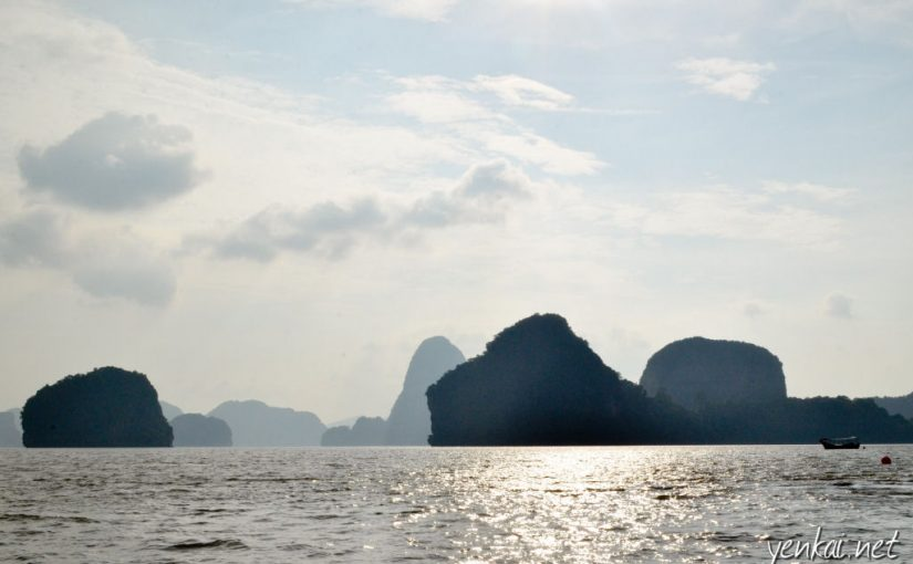 Krabi and Phuket trip report card