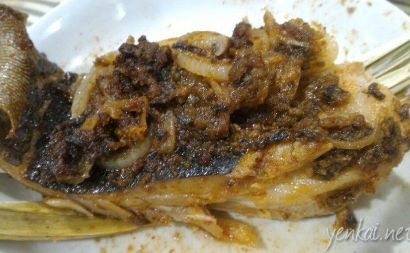 Quick Meal – Sambal Stingray