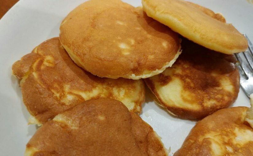 Breakfast chronicles – Souffle Pancakes