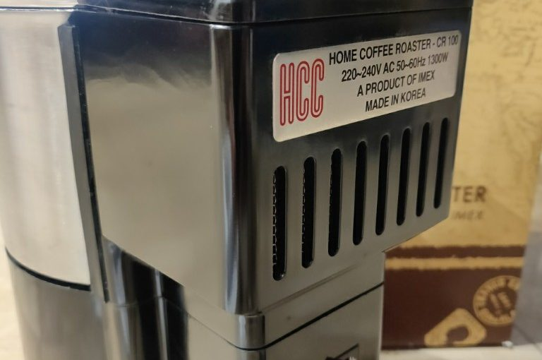 Qoo10 product recommendation – Imex CR-100 coffee bean roaster