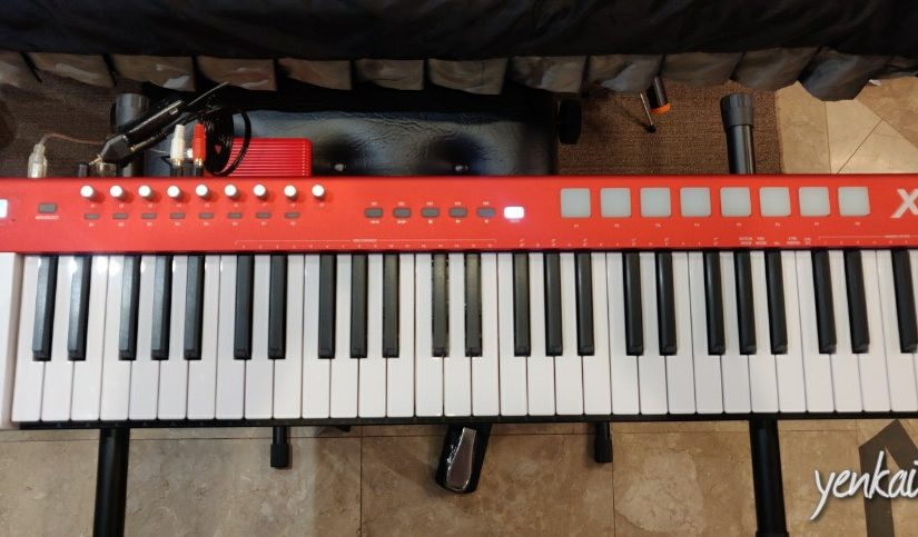 Taobao product recommendation – Midi controller keyboard