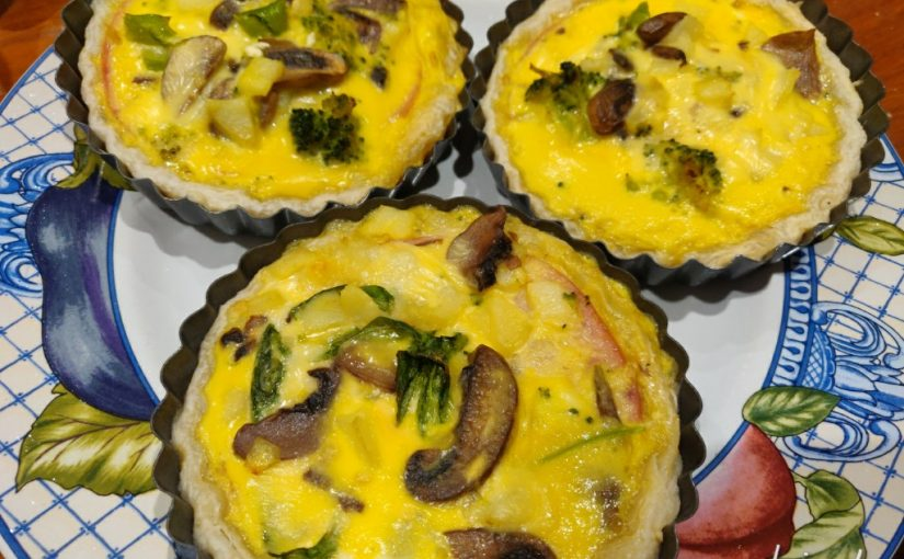 Breakfast chronicles – Prata Quiche