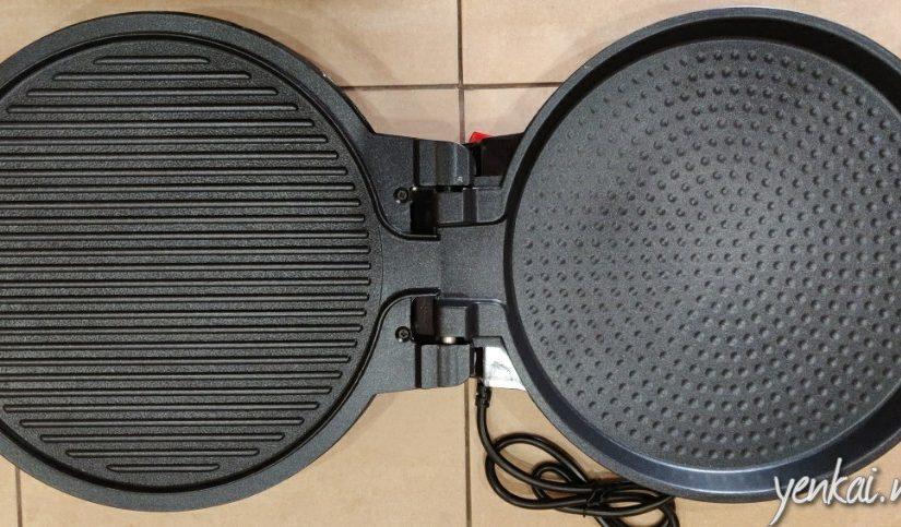 Taobao product recommendation – Pancake machine