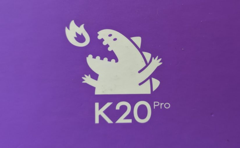 Taobao product recommendation – Redmi K20 Pro: the flagship-killer killer
